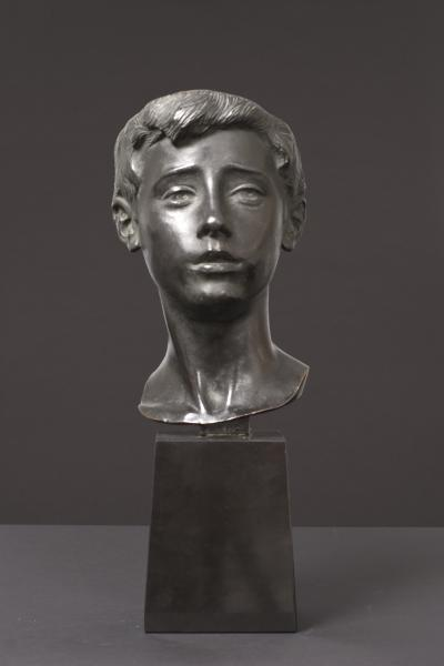 Attilio Piccirilli HEAD OF A BOY