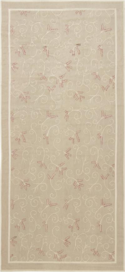Aubusson Rug by Eric Cohler