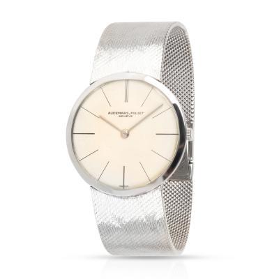 Audemars Piguet Classique 5043BC 180 Men s Watch in 18kt White Gold
