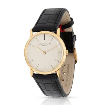 Audemars Piguet Classique Classique Unisex Watch in 18kt Yellow Gold