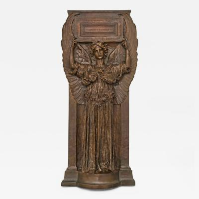 Augustus Saint Gaudens Amor Caritas Modeled 1898