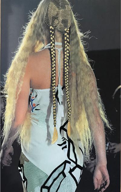 Aur lie Mathigot L or e de tes cheveux