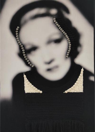 Aur lie Mathigot Marlene Dietrich