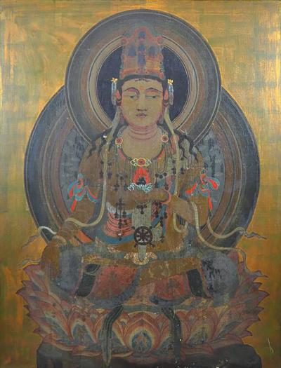 Ausadhi Badhai Medicine Buddha