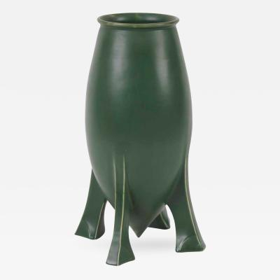 Austrian Secessionist Period Ceramic Bullet Vase circa 1910