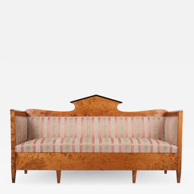 Austro German 19th Century Biedermeier Sofa