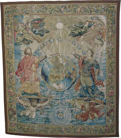 Authentic Italian Renaissance Style Tapestry