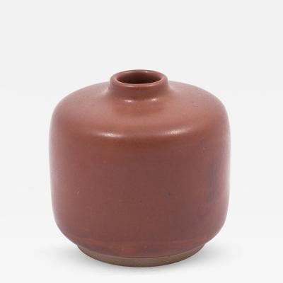 Axel Br el Vase in Glazed Stoneware
