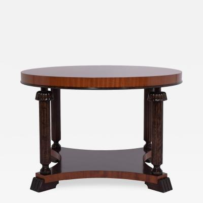 Axel Einar Hjorth Axel Einar Hjort attributed Swedish Grace coffee table 1930s