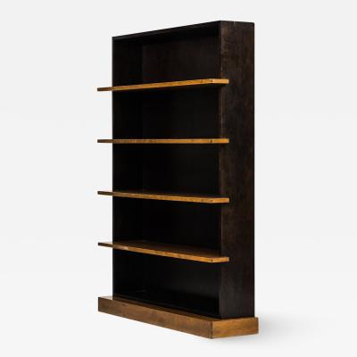 Axel Einar Hjorth Axel Einar Hjorth Bookcase Model Oh boy by Nordiska Kompaniet in Sweden