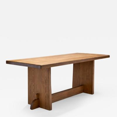 Axel Einar Hjorth Axel Einar Hjorth Lov Pine Table for Nordiska Kompaniet Sweden 1930s