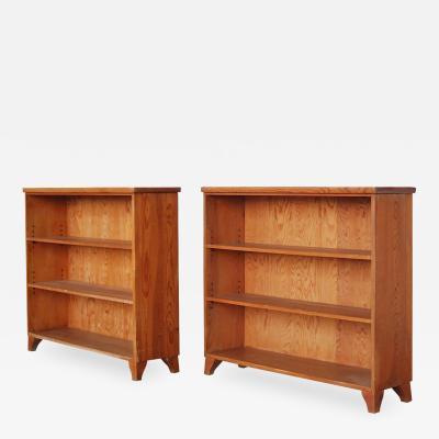 Axel Einar Hjorth Bookcases by Axel Einar Hjorth