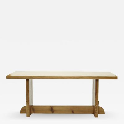 Axel Einar Hjorth Lov Table in Pine by Axel Einar Hjorth