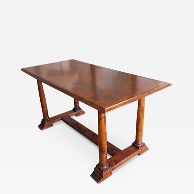 Axel Einar Hjorth Modern Classicism Library Table by Axel Einar Hjorth for Bodafors