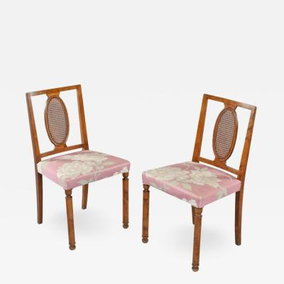 Axel Einar Hjorth Pair of Coolidge Chairs by Axel Einar Hjorth for Nordiska Kompaniet
