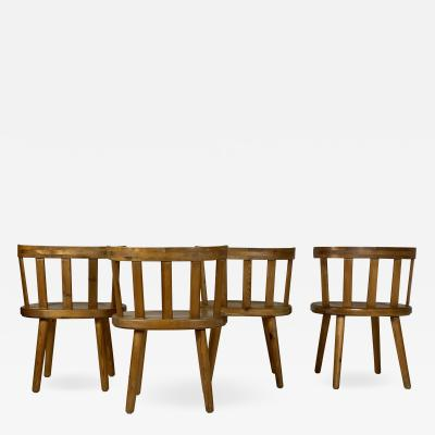 Axel Einar Hjorth Pine Chairs