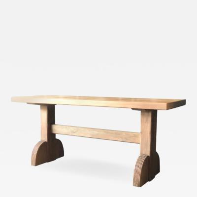 Axel Einar Hjorth Pine Table by Axel Einar Hjorth