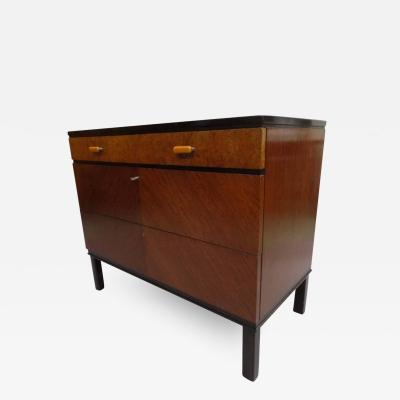 Axel Einar Hjorth Swedish Mid Century Modern Chest of Drawers Commode by Axel Einar Hjort 1930