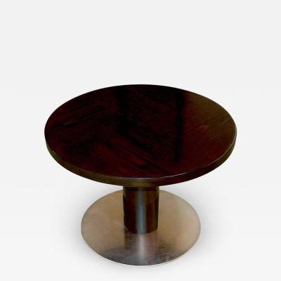 Axel Einar Hjorth Typenko round side coffee table