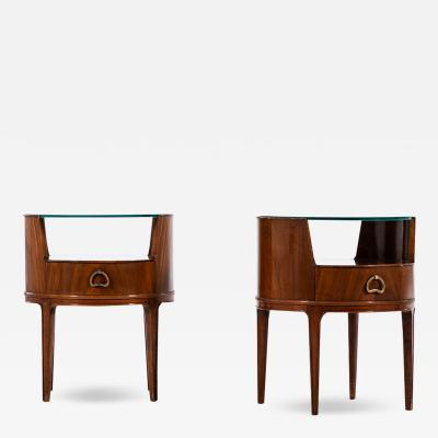 Axel Larsson Axel Larsson Bedside Tables Side Tables Produced by Bodafors in Sweden