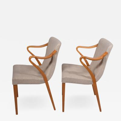 Axel Larsson Rae Arm Chairs Axel Larsson 1936