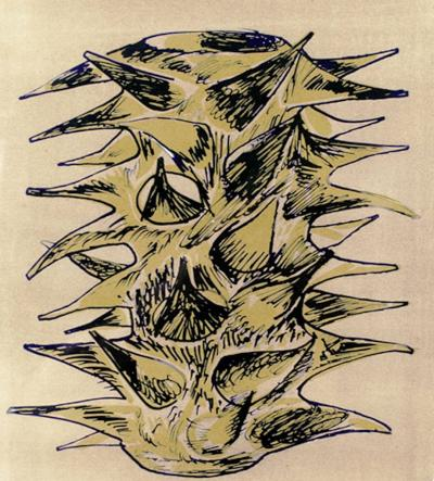 Axel Salto Axel Salto Lithograph AP