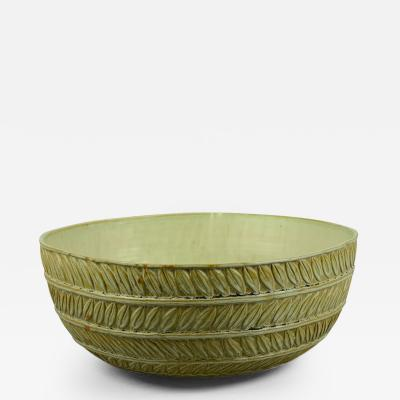 Axel Salto Axel Salto Monumental Ceramic Bowl for Royal Copenhagen