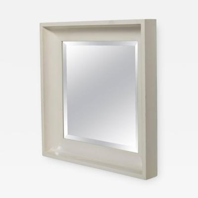 Azucena Wall Mirror by Ignazio Gardella for Azucena