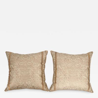B VIZ DESIGN ANTIQUE TEXTILE PILLOWS