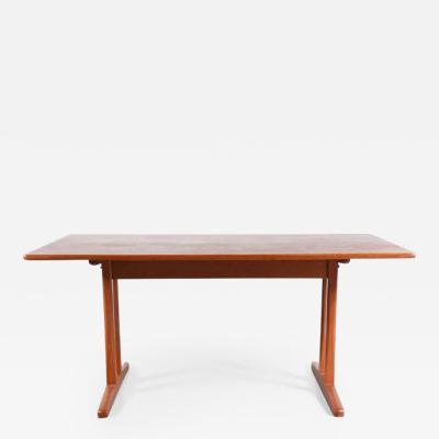 B rge Mogensen 1957s C18 Dining Table by B rge Mogensen for FDB M bler Denmark