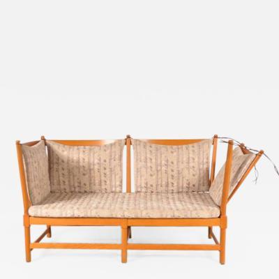 B rge Mogensen 1963s Spokeback Sofa by B rge Mogensen for Fritz Hansen Denmark
