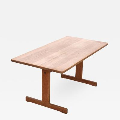 B rge Mogensen B rge Mogensen Coffee Table for Fredericia Stolefabrik Denmark 1950s