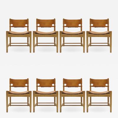 B rge Mogensen B rge Mogensen Hunting Chairs Model 3237