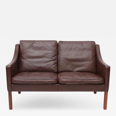 B rge Mogensen B rge Mogensen Model 2208 Two Seat Sofa
