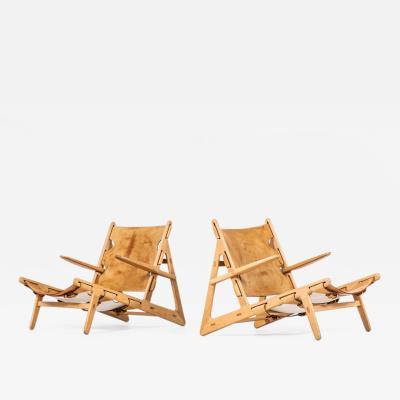 B rge Mogensen B rge Mogensen hunting easy chairs
