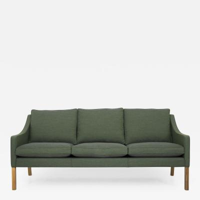 B rge Mogensen BM 2209 New Upholstered in Canvas