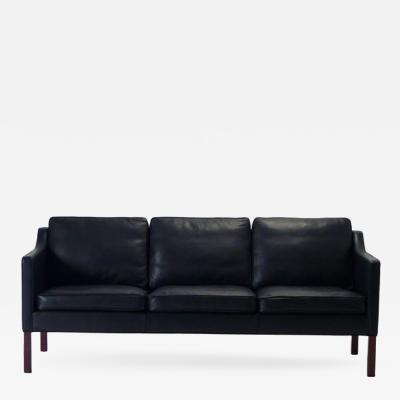 B rge Mogensen BM 2323 Sofa Black Paris
