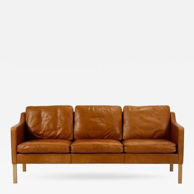 B rge Mogensen BM 2323 Sofa in Range Leather