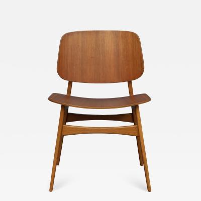 B rge Mogensen Borge Mogensen Chair for Soborg Mobelfabrik