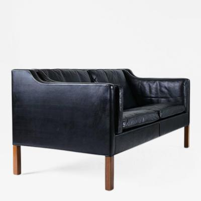 B rge Mogensen Borge Mogensen Model 2212 Two Seat Sofa