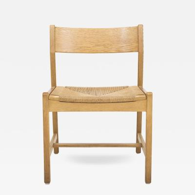 B rge Mogensen Chair in Oak