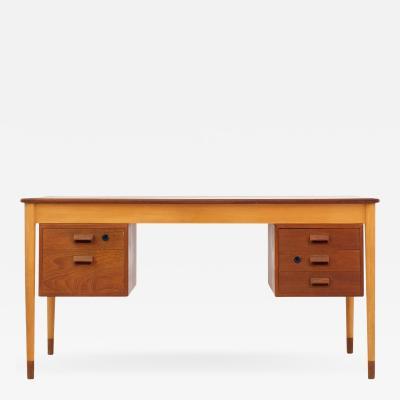 B rge Mogensen Desk in teak