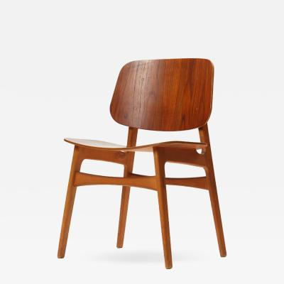 B rge Mogensen Dining Chairs by Borge Mogensen