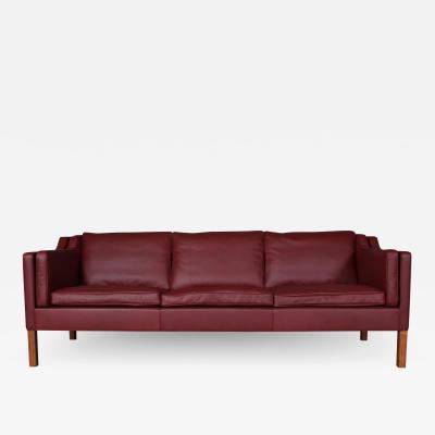 B rge Mogensen Freestanding three pers sofa model 2213