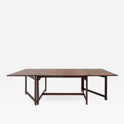 B rge Mogensen Library Table Bm71 by B rge Mogensen for Frederica A S