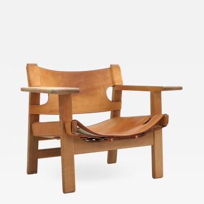 B rge Mogensen Spanish Chair Model 2226 by B rge Mogensen