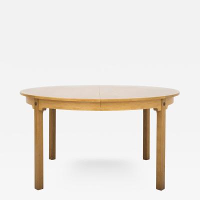 B rge Mogensen The Sound Table in Oak