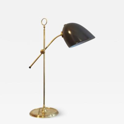 BAG Turgi Bronzewarenfabrik AG Turgi Desk Lamp By Bag Turgi