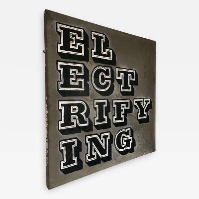 BEN EINE Electrifying