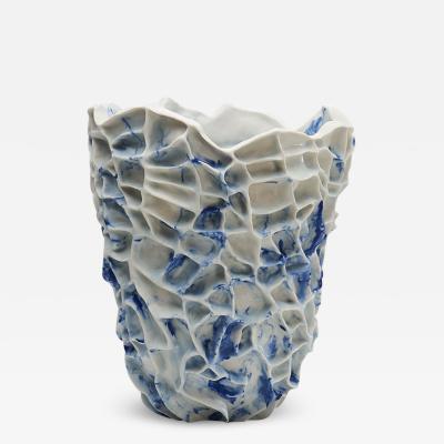 Babs Haenen Babs Haenen Delfts Labyrinth Vase the Netherlands 2019